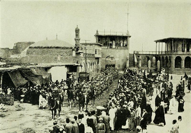 گزارش: «فتوای جهادیه»؛ اولین حرکت ضد استعماری خاورمیانه به رهبری مراجعِ شیعه
