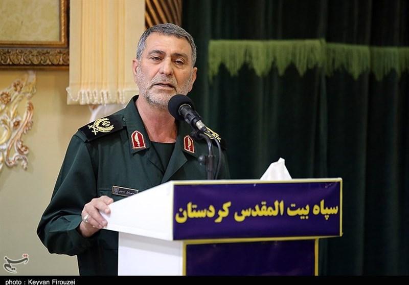 فرمانده سپاه کردستان: مجلس قدرتمند منجر به تشکیل دولت انقلابی و کارآمد میشود
