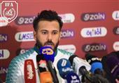 دروازهبان عراق: ایران تیم بسیار خوبی است