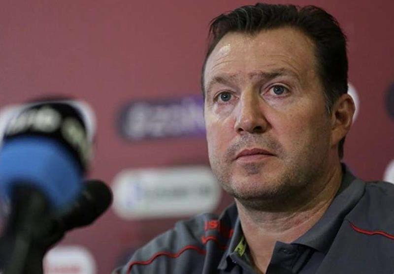 ویلموتس: مقابل بحرین و عراق میتوانستیم 2 امتیاز بگیریم/ هیچ وقت فقط یک نفر مقصر باخت یک تیم نیست