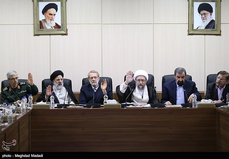 مجمع تشخیص مصلحت نظام , صادق لاریجانی | آملی لاریجانی | آیتالله صادق آملی لاریجانی ,
