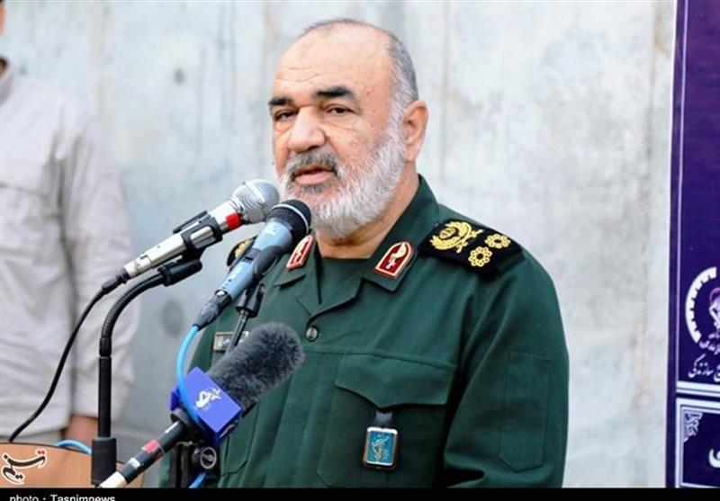 القائد العام للحرس الثوری: الإقتدار الأمنی رادع أساسی للأعداء