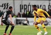 برتری بارسلونا در بازی دوستانه