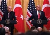 گفتوگوی تلفنی ترامپ و اردوغان درباره تحولات لیبی