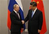 سومین دیدار پوتین با رئیس جمهوری چین در سال جاری