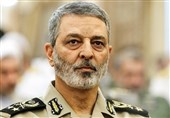 Army Chief: Air Defense Stepped Up in NW Iran