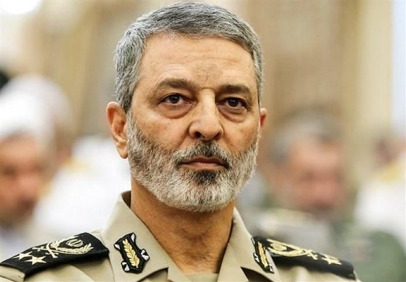 پیام فرمانده ارتش:تشکیل 4 تیم کارشناسی برای تجسس حادثه/پیکر همه شهدا پیدا شده
