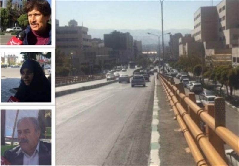 مشهدیها چه انتظاری از متولیان شهری دارند + فیلم