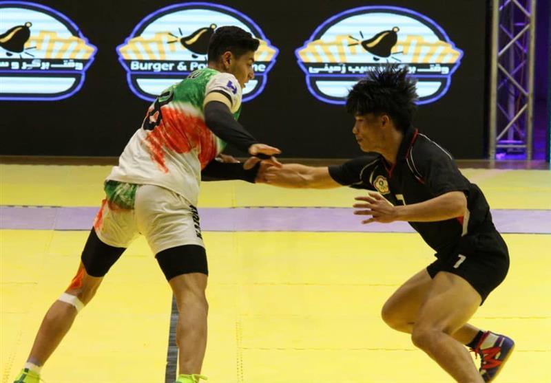 Iran into Junior World Kabaddi Championship Semis