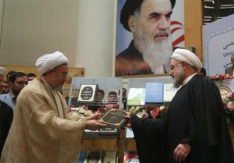 إزاحة الستار عن الأعمال العلمیة والتقریبیة المختارة فی المؤتمر الثالث والثلاثین للوحدة الإسلامیة