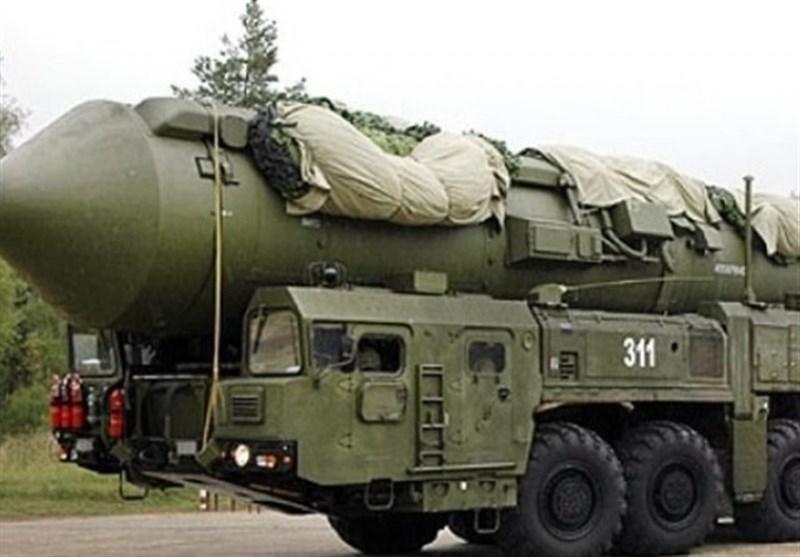 ساخت موشک قارهپیما برای استقرار به روی قطار در روسیه + فیلم