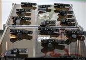 اصفهان| کشف 120 قبضه سلاح از 2 باند قاچاق اسلحه