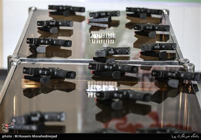 اصفهان  کشف ۱۲۰ قبضه سلاح از ۲ باند قاچاق اسلحه