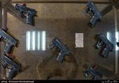 کشف 83 کلت کمری و 166 تیغه خشاب در درگیری مسلحانه با قاچاقچیان