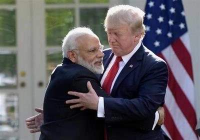 بھارت خود کو ترقی پذیر ملک ظاہر کرکے ہم سے فنڈز مانگتا ہے، صدر ٹرمپ