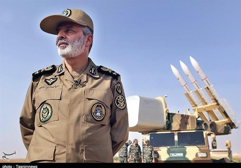 اللواء موسوی: حان وقت طرد الأجانب من المنطقة