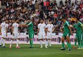روایتی تصویری از شب تلخ فوتبال ایران در امان