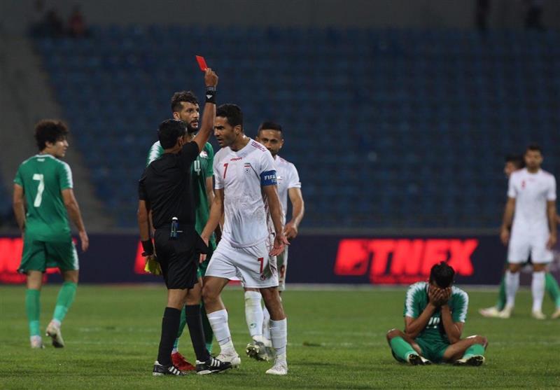 نامجومطلق: چه بر سر فوتبالمان آمده که مقابل عراق و بحرین شکست میخوریم؟/ شجاعی خودش از تیم ملی برود، بهتر است!