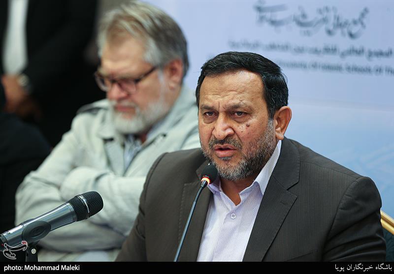 سخنرانی حمیدرضا مقدم فر رییس هیئت مدیره اتحادیه جهانی فعالان رسانهای جهان اسلام