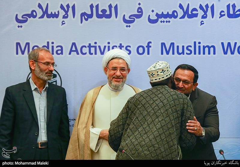 تجلیل از فعالان رسانهای جهان اسلام