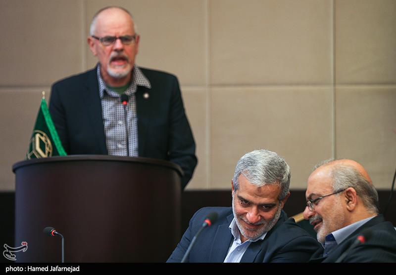 حاشیه نشست فعالان رسانهای جهان اسلام