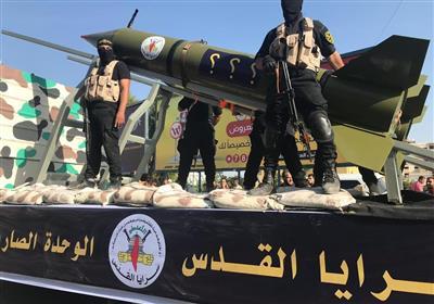 خط و نشان مقاومت در غزه برای رژیم صهیونیستی