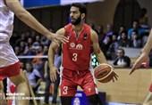 چهارمین باخت متوالی نماینده قزوین در رقابتهای لیگ برتر بسکتبال
