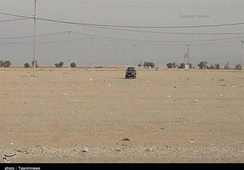 انتقال تنها خودروی باقیمانده در پارکینگ بزرگ اربعین به مهران + تصویر