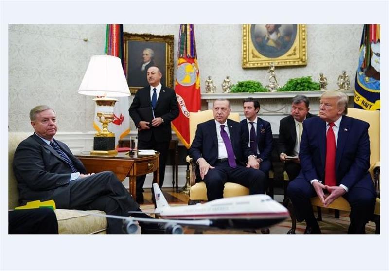 گزارش| دستاوردهای سفر اردوغان به آمریکا