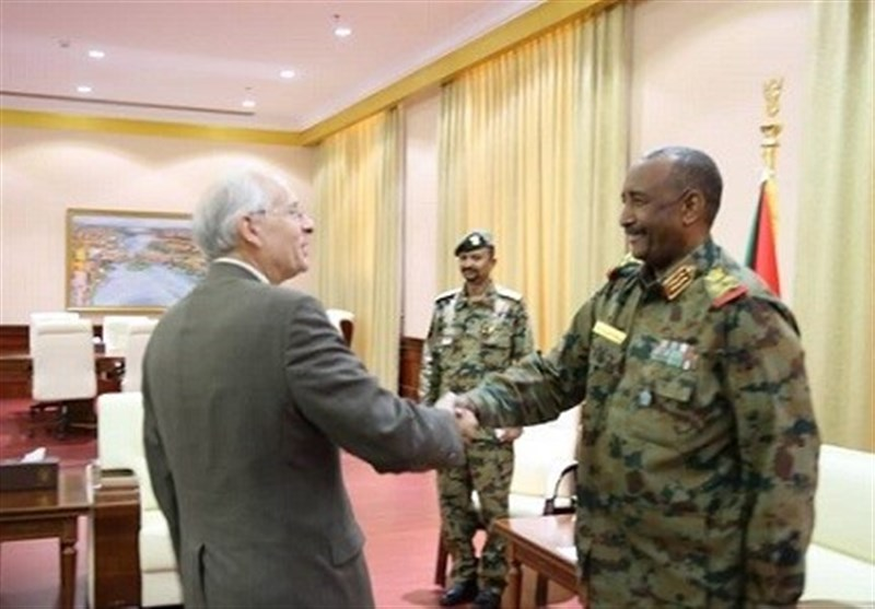 آمریکا خواستار مشارکت در تدوین قانون اساسی سودان شد