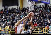 لیگ برتر بسکتبال| برتری خانگی شهرداری گرگان مقابل پتروشیمی/ پیروزی شیمیدر و اکسون
