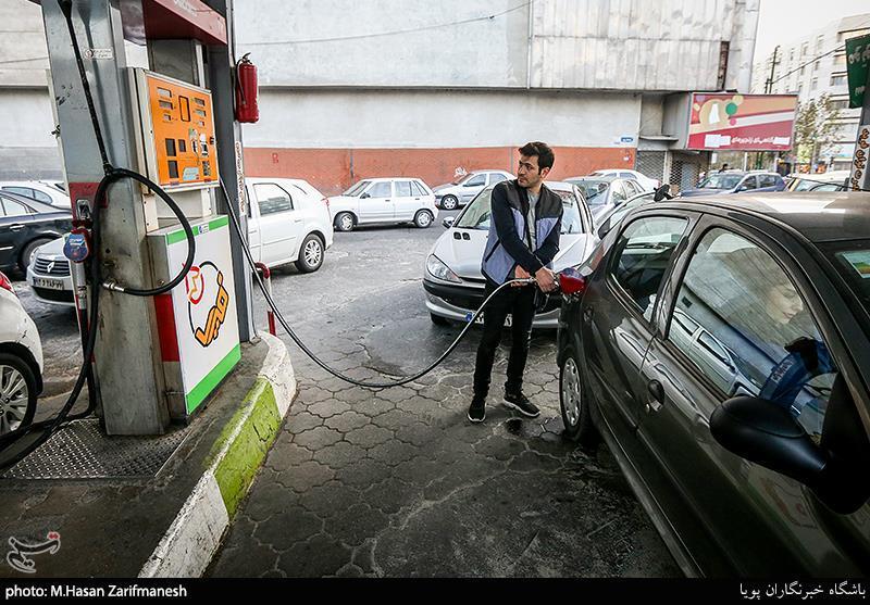 رکورد شکنی میانگین مصرف روزانه بنزین در تیر ۱۴۰۰,