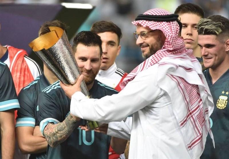 برتری آرژانتین مقابل برزیل با گلزنی مسی