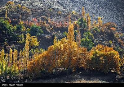 الخريف في محافظة كردستان
