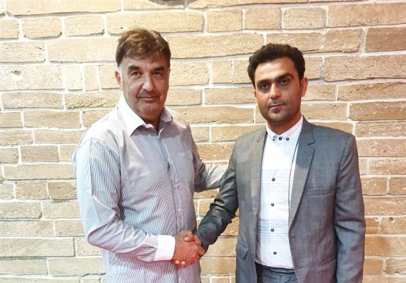 قرارداد میشو با شاهین شهرداری بوشهر امضا شد