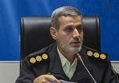 فرمانده انتظامی استان مرکزی: اغتشاشگران جرأت تخریب اموال عمومی را در استان مرکزی نداشتند