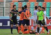 اعلام اسامی داوران هفته هفدهم لیگ دسته اول فوتبال