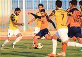 لیگ دسته اول فوتبال| شکست سنگین بادران و پیروزی فجر و ملوان/ نود به صدر رسید