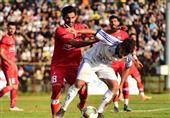 لیگ دسته اول فوتبال| ملوان و سپیدرود با تساوی در «الگیلانو»، در منطقه سقوط باقی ماندند/ پیروزی آلومینیوم و مس کرمان