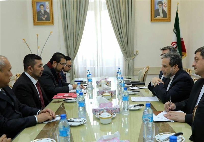 فرستاده ویژه نخست وزیر مالزی با عراقچی دیدار کرد