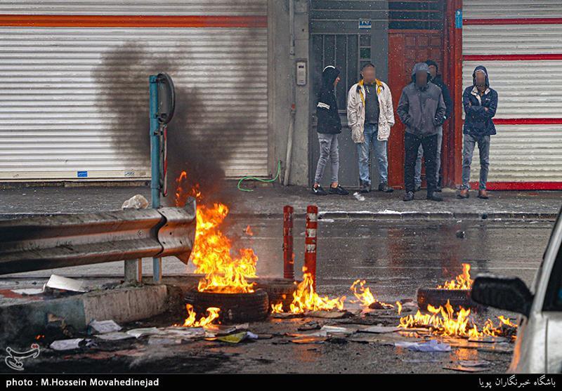 فرمانده سپاه خوزستان: اغتشاشگران فقط به دنبال غارت و خسارت بودند / دشمن مترصد چنین برنامهای بود