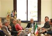 """رئیس جامعة الفرات لـ""""تسنیم"""": الامکانیات والخدمات التی توفرها الجامعات الایرانیة غیر موجودة فی جامعات أوروبا +صور"""
