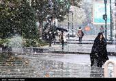 هواشناسی ایران 99/9/1| برف و باران 5 روزه در 29 استان/ سامانه بارشی جدید در راه است