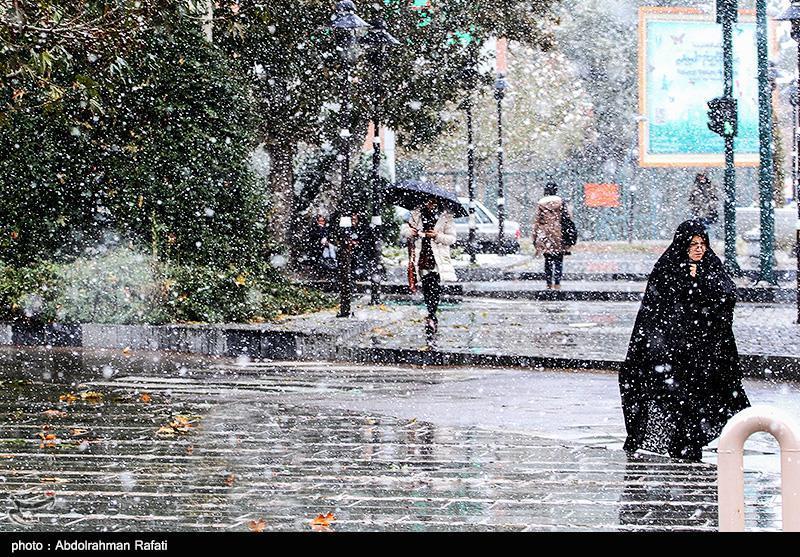 هواشناسی ایران ۹۹/۹/۱| برف و باران ۵روزه در ۲۹ استان,