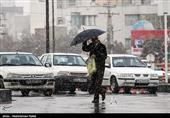هواشناسی ایران 99/7/18|بارش باران و برف در 16 استان/کاهش محسوس دما تا دوشنبه در برخی استانها