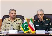 Top Iranian, Pakistani Generals Meet in Tehran