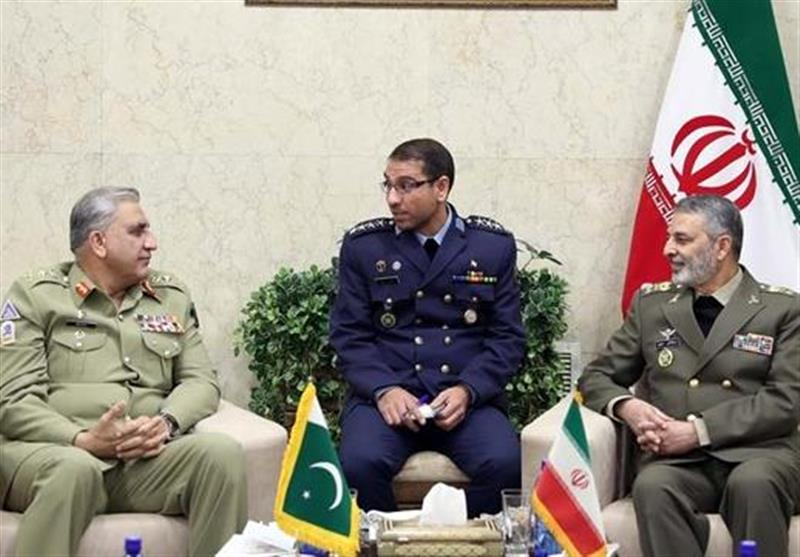 Iran, Pakistan Weigh Plans to Enhance Military Ties