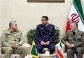 پاک فوج کے سربراہ کی ایرانی ہم منصب سےملاقات، دوطرفہ تعلقات پر تبادلہ خیال