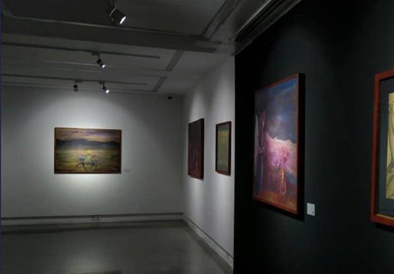 جستوجوی هنر بومی در نمایشگاه نقاشی «پریان»