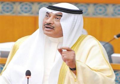 رئیس الوزراء الکویتی: نقف لجانب الشعب الفلسطینی للوصول لحل شامل لقضیته